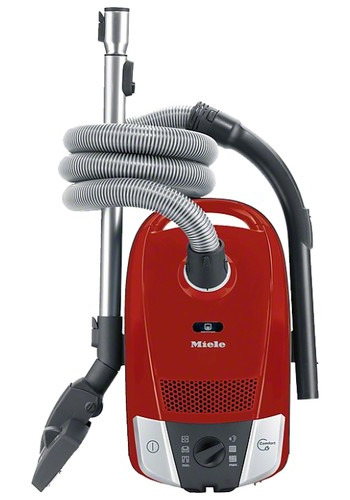 Пылесос Miele SDCB0 Compact C2 Red